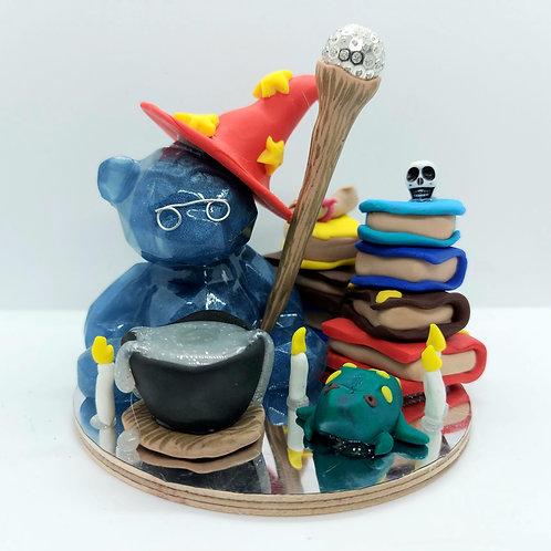"""Cadabra"" the Wizard Treasure Ted"