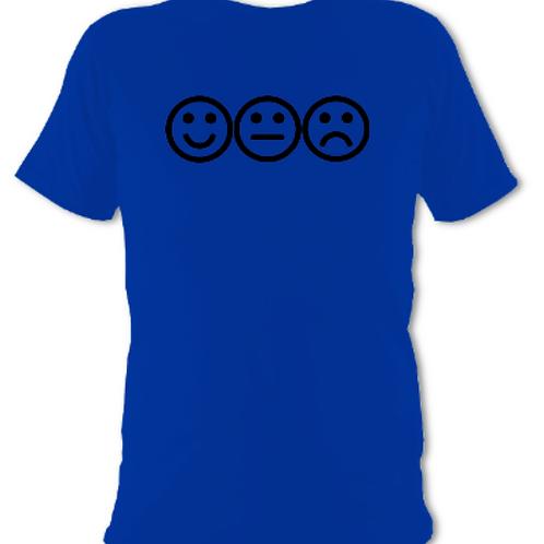 """Blue """"feelings"""" Tee Shirt"""