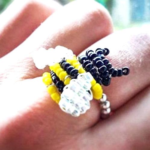 Bumblebee Ring