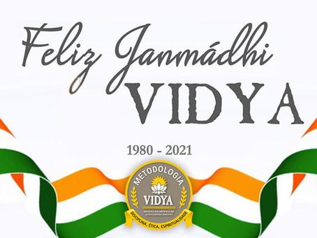 Ordem Vidya completa 41 anos de jornada