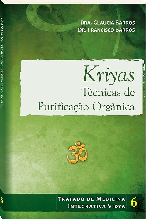 Kriyas - Técnicas de purificação orgânica