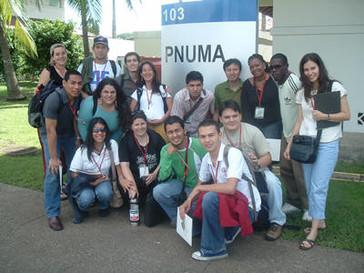 Juventudes ambientales se organizan