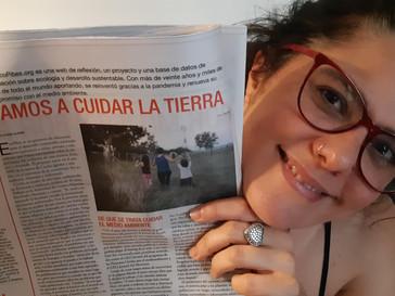 EcoPibes.org en los medios: entrevista en Página 12