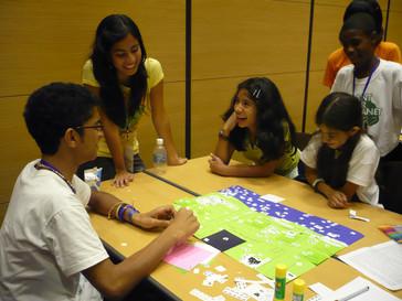 Participamos de la Conferencia Internacional de Niños y Jóvenes Tunza en Corea
