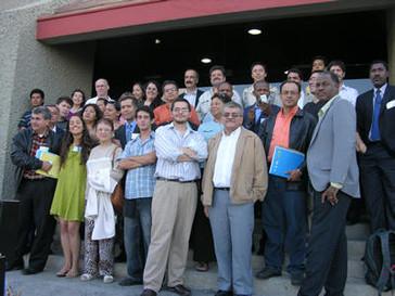 Organizaciones de la sociedad civil se reúnen en Monterrey