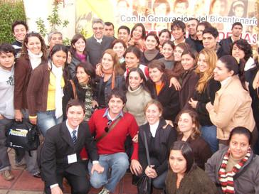 Encuentro de Jóvenes del MERCOSUR
