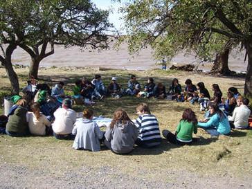 Organizamos un limpieza de la ribera del Río de la Plata