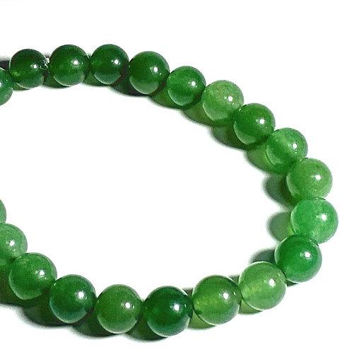 green jade healing bracelet