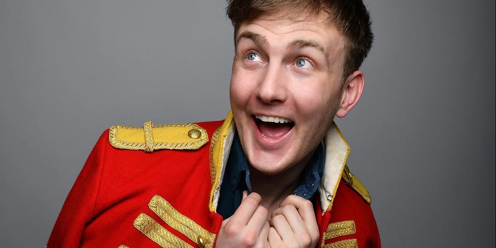 Comedy Kiss presents Tom Houghton, Honour Tour!