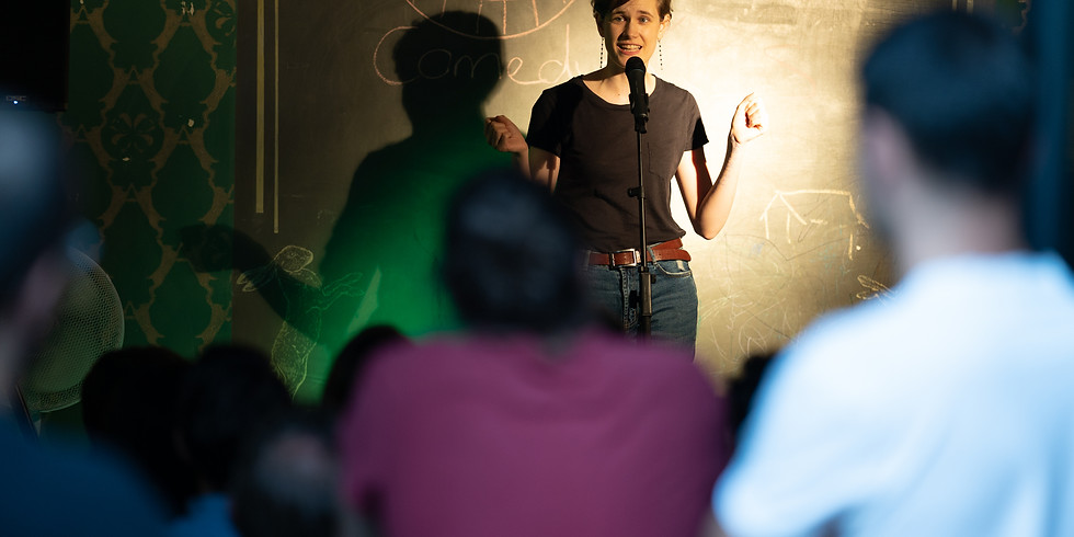 Open Mic at the Impact Hub, Zurich