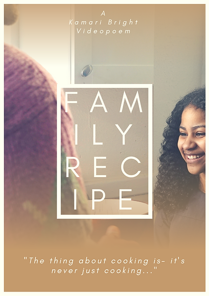 Family Recipe poster.png