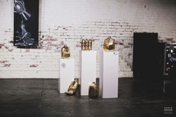 """Liquid Gold"" by A.O. Hamer"