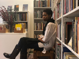 Reading at Open Books!