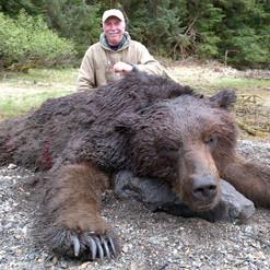 Fall Alaskan Brown Bear Hunt