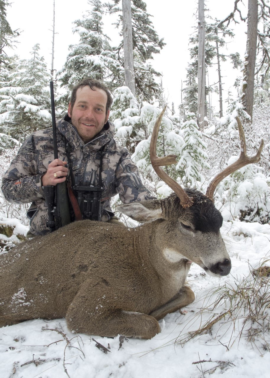dm Sitka Blacktail