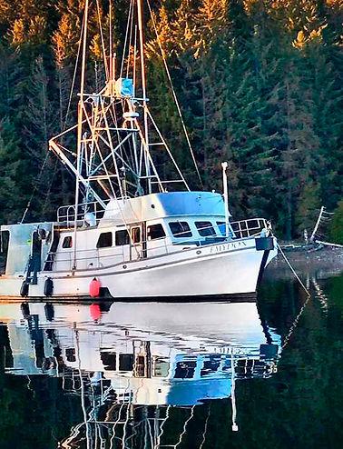 M/V Emydon boat based hunts in Alaska