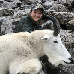 Early Mountain Goat Hunt