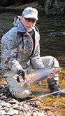 flyfishing steelhead