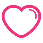 heart image representing the loving feeing that comes from learning more about therapist marketing