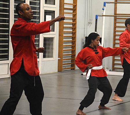 Kung Fu Bordaux Bacalan
