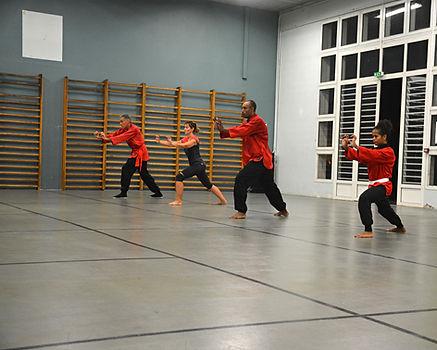 Bordeaux Kung Fu
