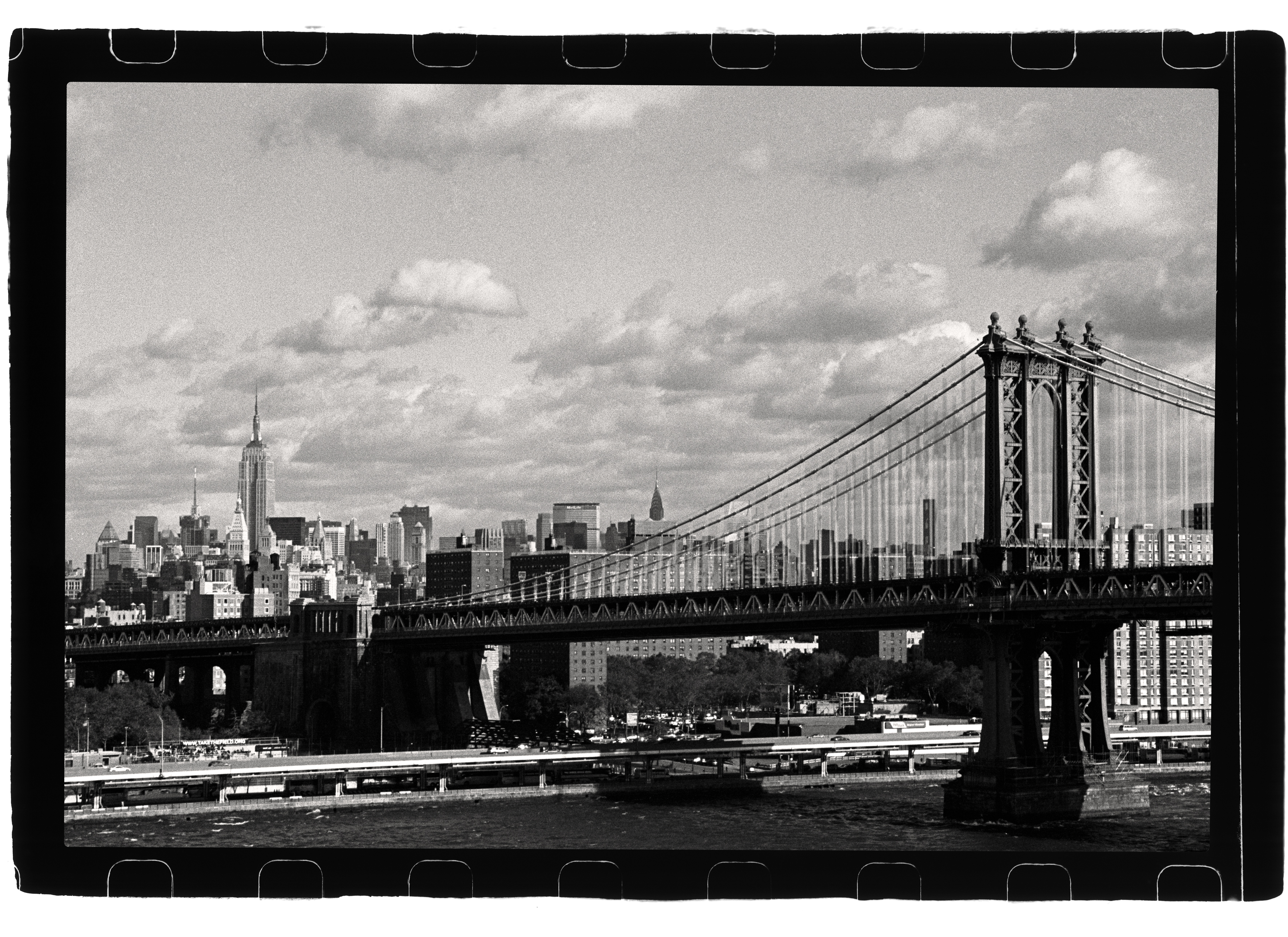 Finding the old New York - today