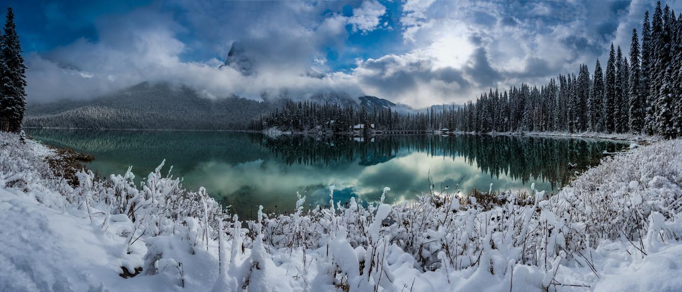 EMERALD LAKE, BC