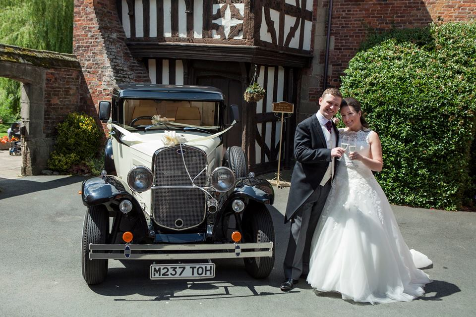 wedding car hire England