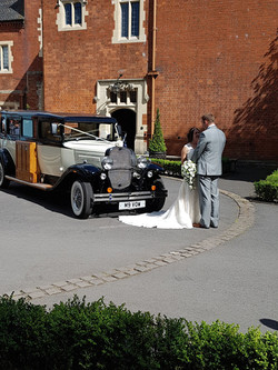 Wedding cars to remember.