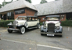 The Best wedding cars in the UK