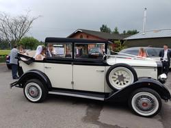 UK wedding car hire range.