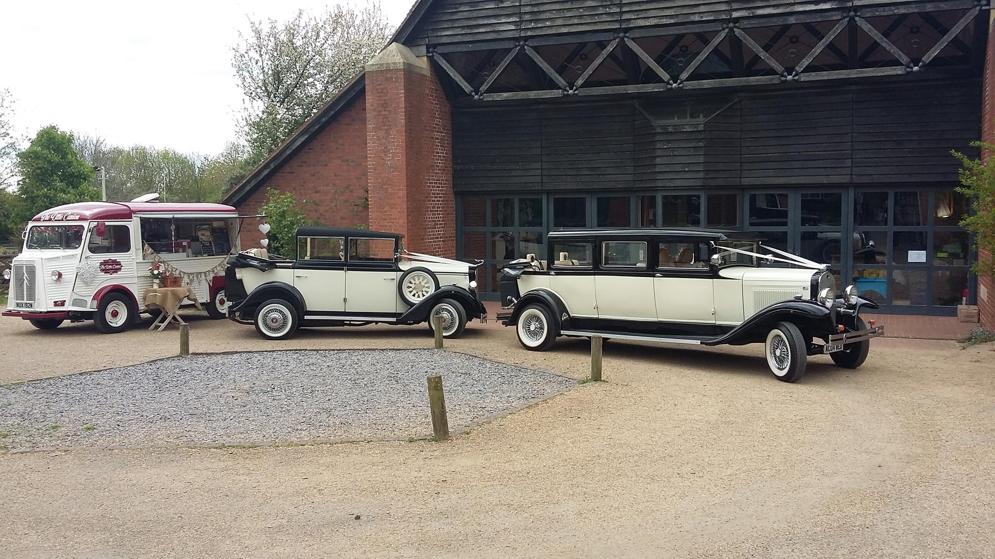 Belfry wedding car hire