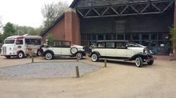 Belfry wedding car hire