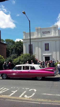 Wedding Car Shropshire