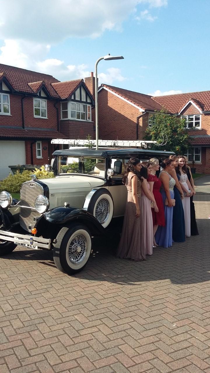 shropshire prom hire
