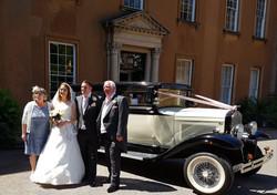 Bridals Car, Fantastic wedding car