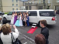 limousine prom hire