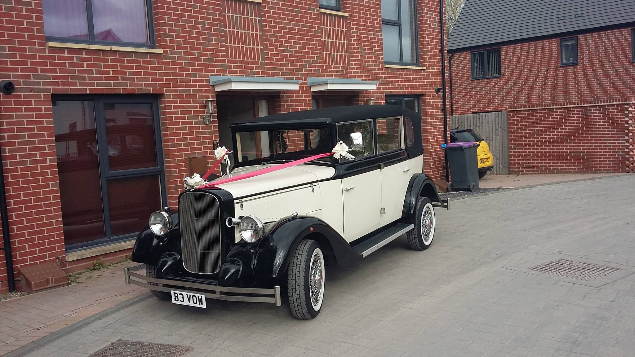 Lawley Wedding Car Hire.