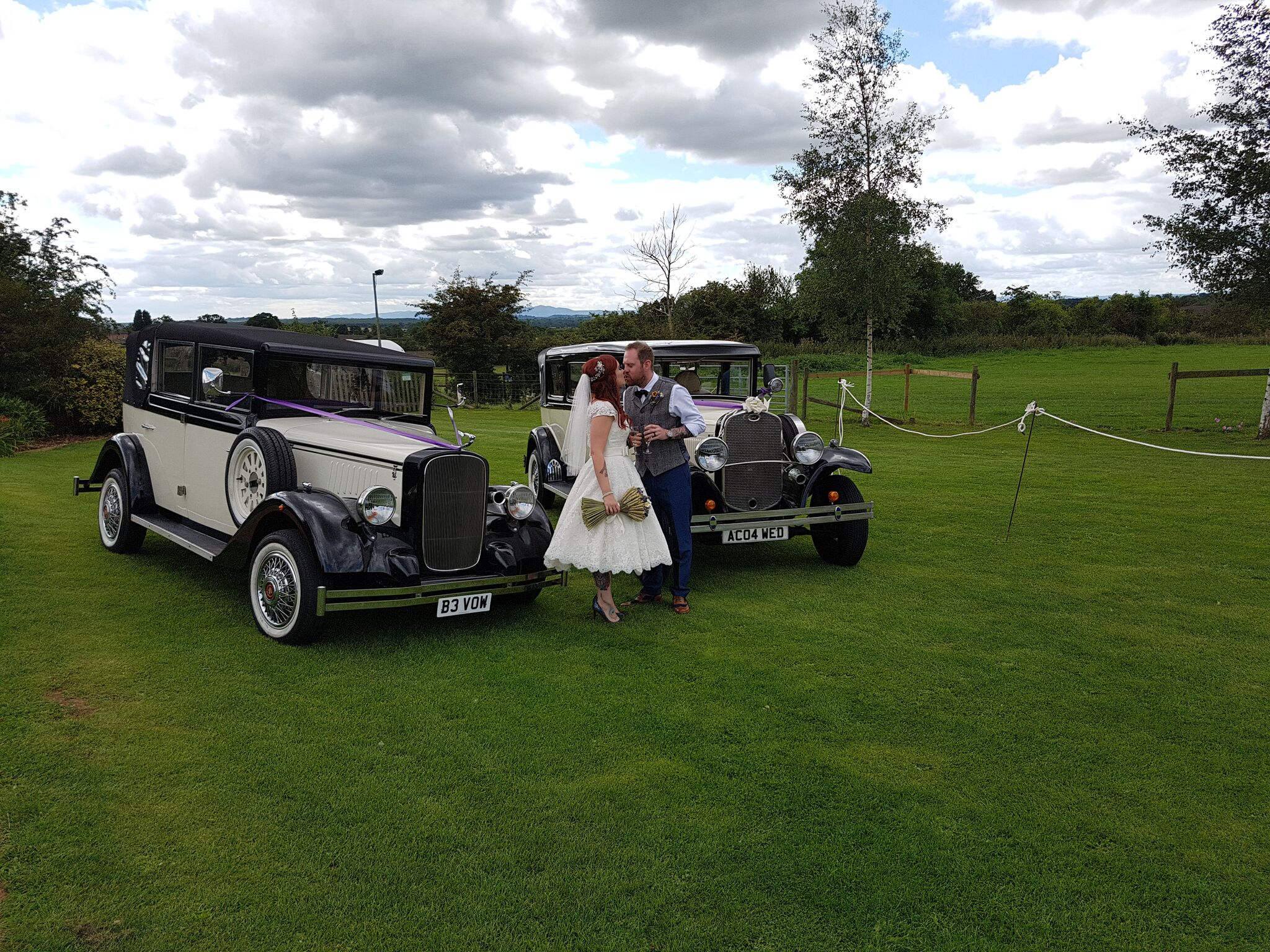 Field weddings shropshire .