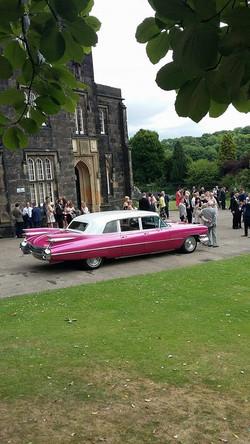 Wedding Car Hire Telford