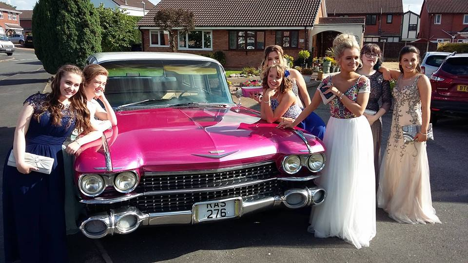 Cadillac Hire Bridgnorth