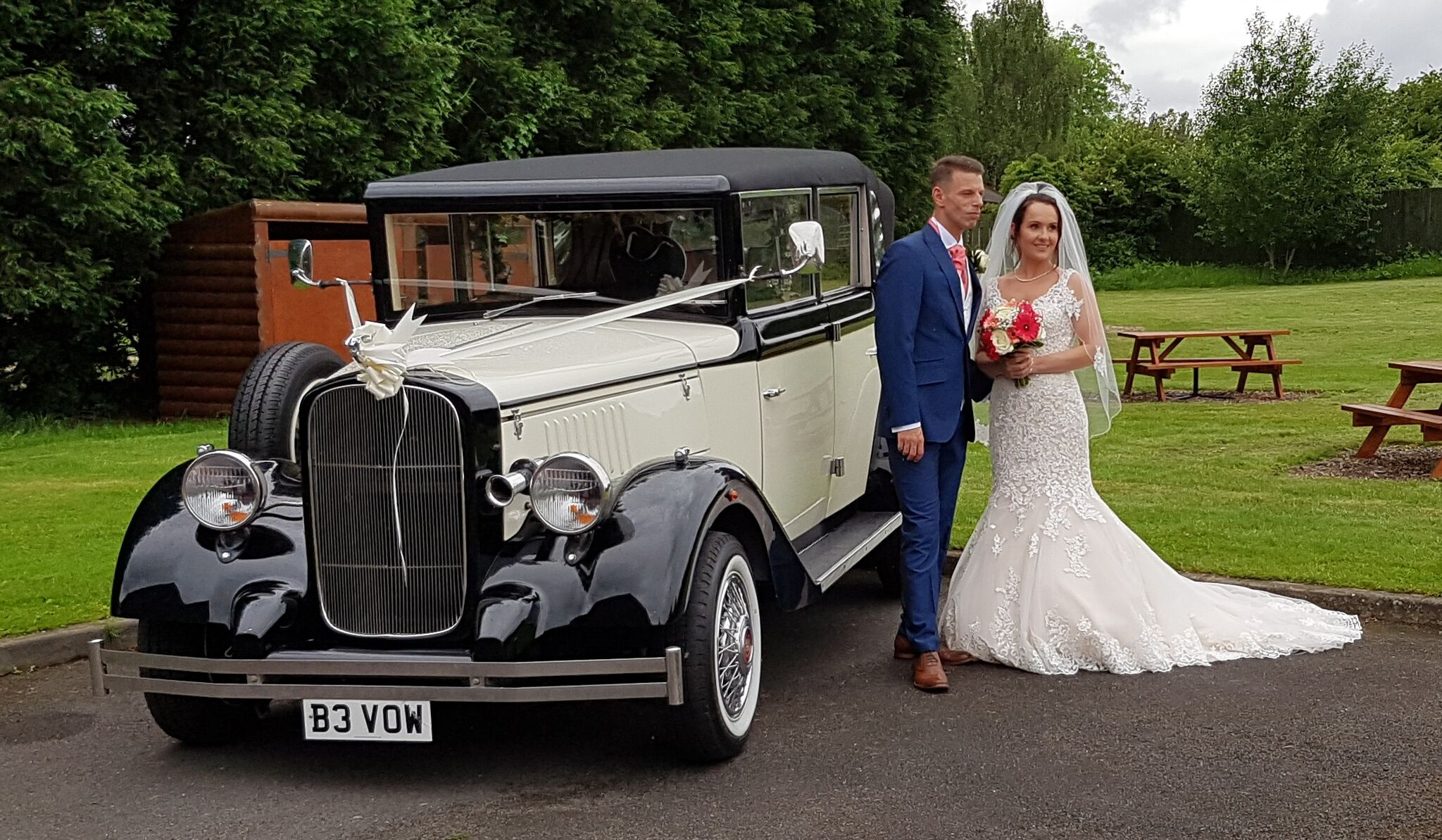 Wedding Car Hire Staffordshire