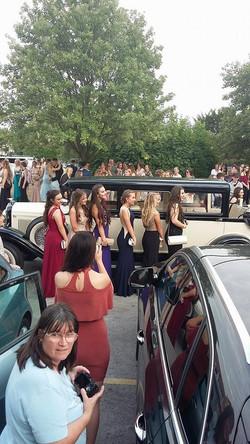 Prom Car hire Cannock