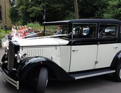 Cowley wedding car hire