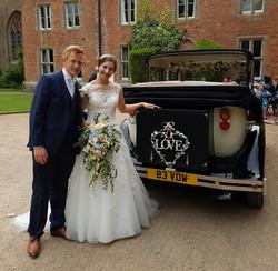 Wedding car company
