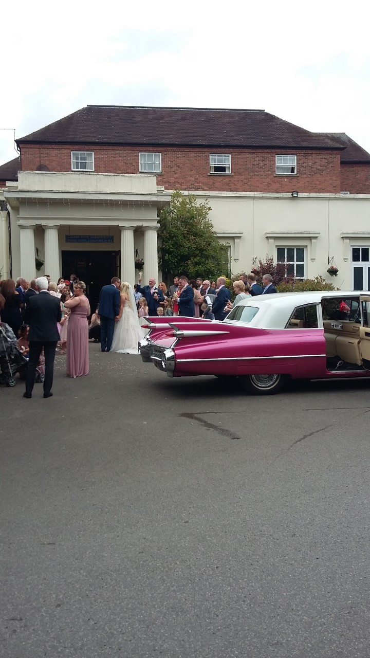 Wedding Car Telford