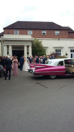 Wedding Car Telford