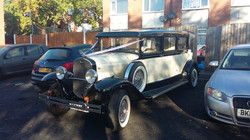 Ford model A hire