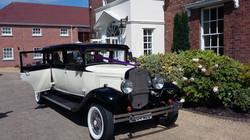 Hadley Park House Wedding Transport