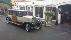 Telfords Wedding Car Fleet #1
